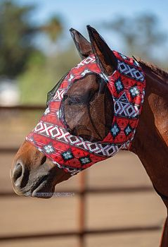 Professional'S Choice Comfort Fit Flymask Limited Edition - 3 Designs